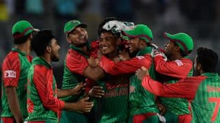 Which current Bangladesh cricketer are you?