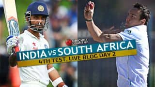 SA 121 all out (IND 334), Live Cricket Score, India vs South Africa 2015, 4th Test at New Delhi, Day 2: Jadeja picks a fifer