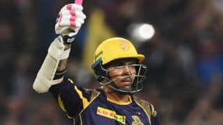 Happy to do whatever role Kolkata management assigns me, says Narine