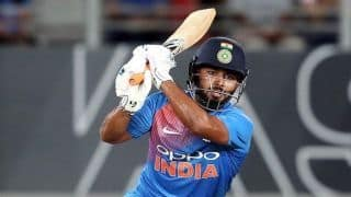 Rishabh Pant needs a hand around his shoulders rather than a public dressing down: Sunil Gavaskar