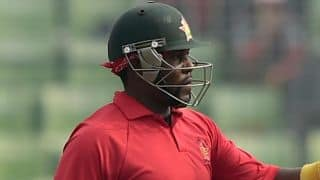Zimbabwe start well in 1st T20I against Pakistan at Lahore
