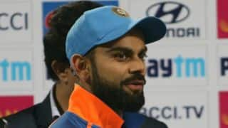 Virat Kohli: T20Is will allow India to get better at death bowling in ODIs