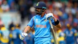 Viral Kohli: We need to start planning for the 2019 World Cup