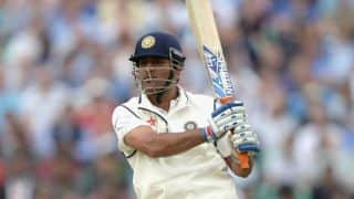 MS Dhoni's 82 against England in 5th Test at The Oval: Statistical Highlights