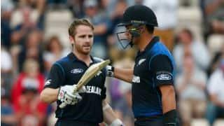 Kane Williamson slams 8th ODI century during India vs New Zealand clash at Delhi