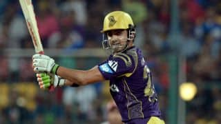 Gautam Gambhir to donate earnings from IPL 2017 to families of CRPF jawans