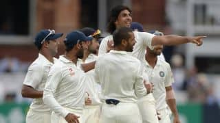 Ishant Sharma: Hero of India's greatest-ever overseas Test victory
