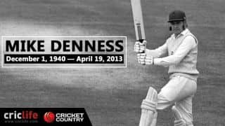 Mike Denness: 13 Lesser-known facts about the cricketer-turned-match referee