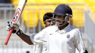 Harshad Khadiwale completes 1,000 runs in Ranji Trophy 2013-14