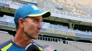 Australia head coach Justin Langer explains 'Elite Honesty'