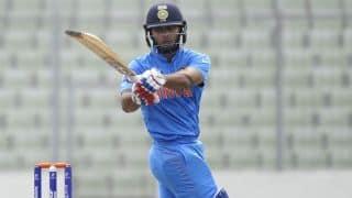 Rishabh Pant enjoys comparison with Virender Sehwag