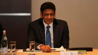 Anil Kumble says Vijay Hazare Trophy, Deodhar Trophy to act as trial tournaments for ICC World Cup 2015