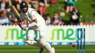 Cheteshwar Pujara dismissed for duck on debut for Yorkshire against Worcestershire