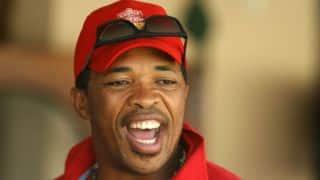 Makhaya Ntini alleges Cricket South Africa turning blind eye towards Zimbabwe