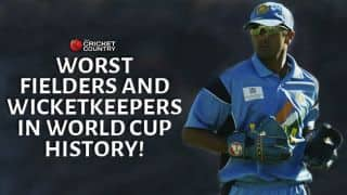 ICC Cricket World Cup 2015: Worst fielders and wicketkeepers in Cricket World Cup history