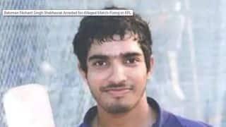 मैच फिक्सिंग में बैंगलुरू पुलिस के हत्थे चढ़ा बल्लेबाज, चंडीगढ़ के बुकी ने...