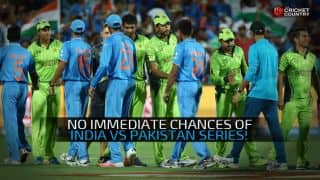 India-Pakistan bilateral series will have to wait, says Rajeev Shukla
