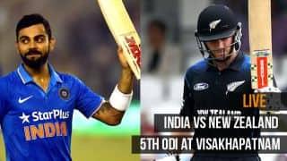 भारत ने फाइनल मैच में कीवी टीम को 190 रनों से हराया, पांच मैचों की वनडे सीरीज 3-2 से जीती