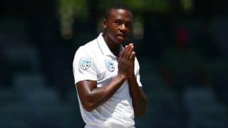 Kagiso Rabada: Batsmen need luck in Cape Town