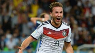 Germany beat Argentina 1-0 to win FIFA World Cup 2014