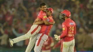IPL Latest Points Table: Kings XI Punjab back in top-four, Kolkata Knight Riders slip one spot