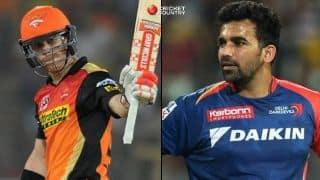 Clash of two incredibly smart captains: David Warner and Zaheer Khan