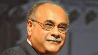 Najam Sethi explains reasons behind Moin Khan's dual role as manager-cum-selector