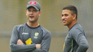 AUS vs SA: Clarke describes Khawaja as 'extremely talented' player
