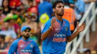 India vs England: Why was an 'unfit' Bhuvneshwar picked for the 3rd ODI?