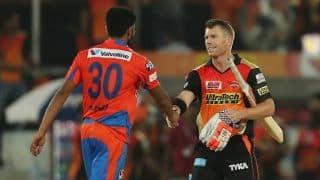 IPL 2017: David Warner creates several records during Sunrisers Hyderabad (SRH) vs Gujarat Lions (GL), Match 6