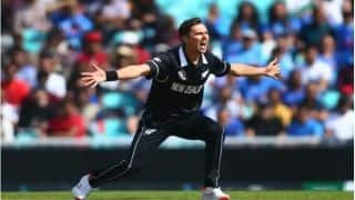 happy birthday trent boult: Only bowler from New Zealand to take a World Cup hat-trick