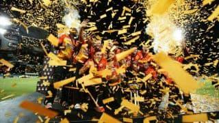 Big Bash League 2014-15 final match