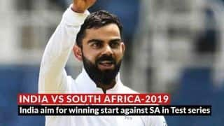 India aim for winning start against South Africa in Test series opener at Vizag