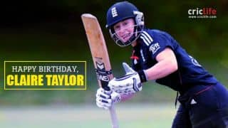 Claire Taylor: 12 little-known facts about the English women's cricket legend
