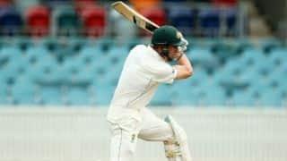 The Ashes 2017-18: Cameron Bancroft wary of James Anderson challenge