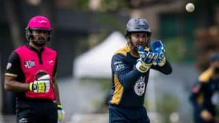 Kumar Sangakkara's party spoiled by Nizakat Khan, Kinchit Shah; Hung Hom Jaguars win Hong Kong T20 Blitz 2018