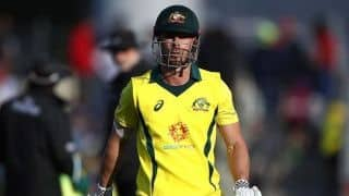 I didn't put runs on the board, so was not selected in Australia's ODI squad: Chris Lynn