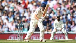 Retiring England opener Alastair Cook becomes most successful left-hander in Tests