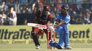 India vs West Indies 2014 revised schedule: Delhi to host 2nd ODI on Oct 11, Kolkata ODI on Oct 20