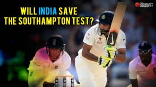 India vs England 2014, 3rd Test at Southampton: India still have a chance to draw