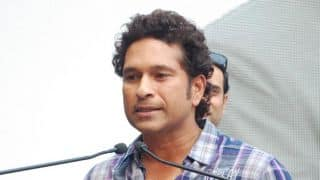 Sachin Tendulkar advises sportspersons to prioritise being better individuals