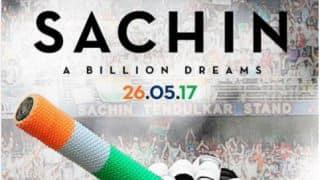Sachin: A Billion Dreams borders on hagiography, sustains itself on nostalgia