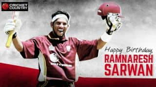 Ramnaresh Sarwan: 10 interesting facts about the mild-mannered West Indian