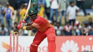 We are confident ahead of Bangladesh series, says Hamilton Masakadza