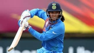 Told myself to not play rash and lofted shots: Smriti Mandhana