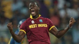 Carlos Brathwaite: Putting together West Indies without Chris Gayle, Dwayne Bravo, Andre Russell is huge