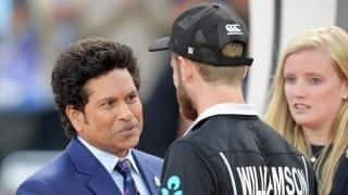 Sachin Tendulkar picks five Indians in all-star World Cup XI