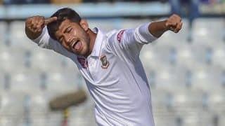 Bangladesh vs West Indies: Shakib Al Hasan salutes teenage debutant Nayeem Hasan's all-round impact