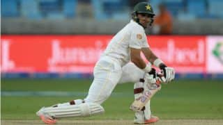 Pakistan vs England 2015, Free Live Cricket Streaming Online on PTV Sports (For Pakistan users): Day 2 at Dubai