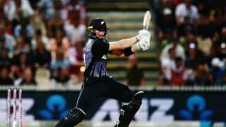 New Zealand team announced for T20 series against Australia; Martin Guptill must pass fitness test